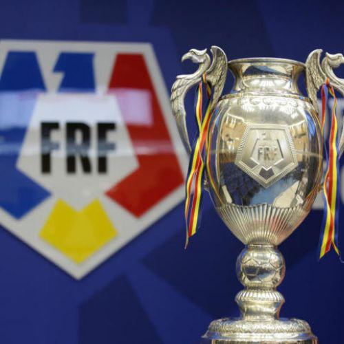 Cupa României. S-a stablit programul șaisprezecimilor