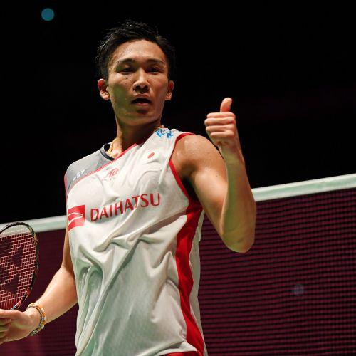 Kento Momota, cel mai bun jucător de badminton din lume, revine pe teren