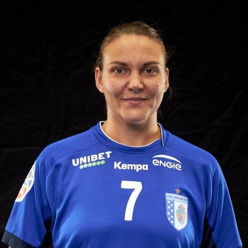 Dragana Cvijic o părăsește pe CSM București pentru Krim