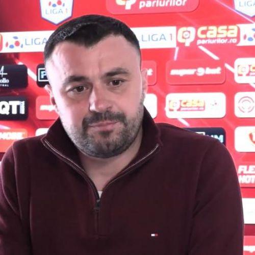 Eugen Beza a fost numit antrenor la FC Hermannstadt