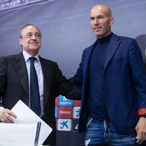 Nemuritorul. Florentino Perez, reales președinte al lui Real Madrid