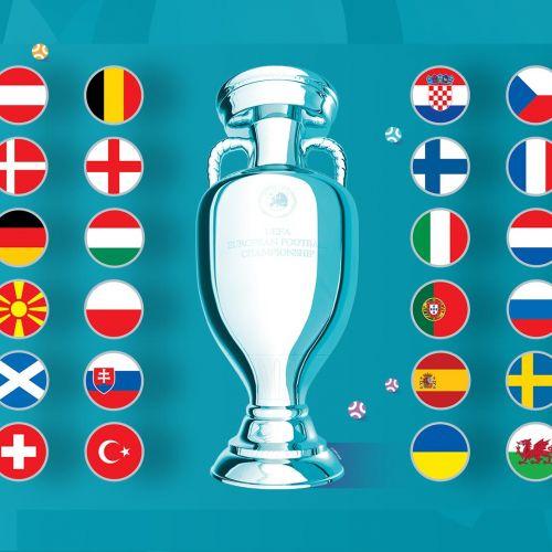 EURO 2020. Componenta loturilor celor 24 de echipa participante