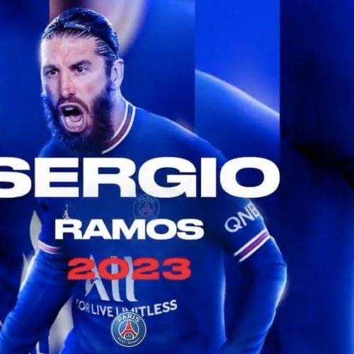 VIDEO / Sergio Ramos, prezentat de PSG