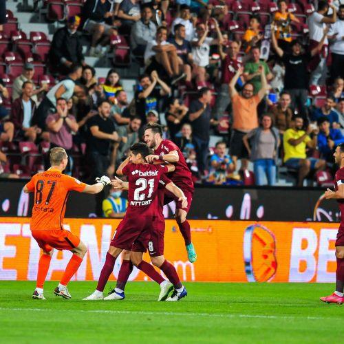 CFR Cluj merge în turul 3 preliminar al Champions League. Rezultate complete la turului 2
