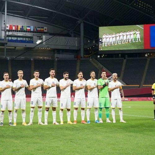 Naționala olimpică a României, eliminată fără gol marcat de la Tokyo