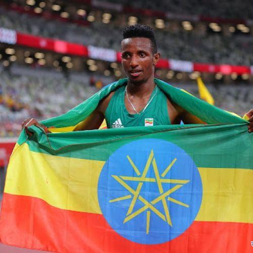 Surprinzătorul Selemon Barega, campion olimpic la 10 000 de metri