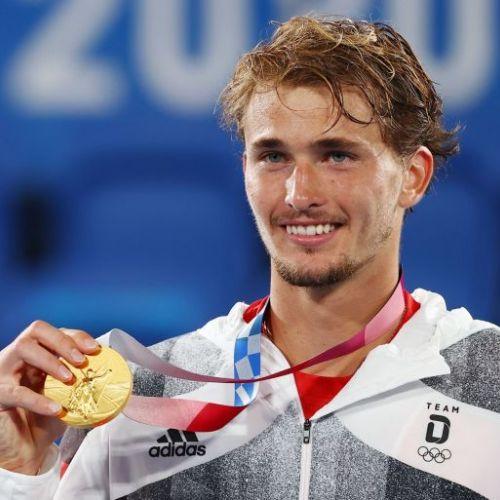 Alexander Zverev, campion olimpic la tenis