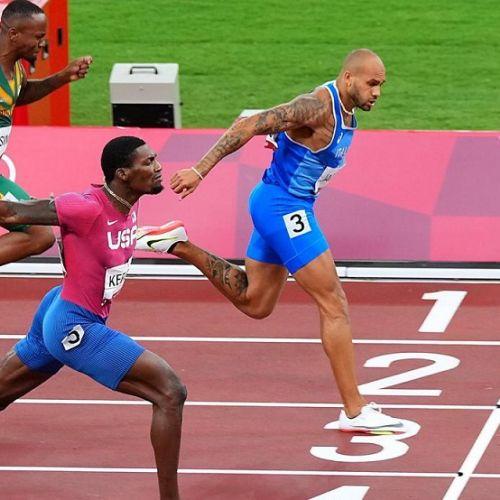 Pazzesco! Italianul Lamont Jacobs, campion olimpic la 100 metri