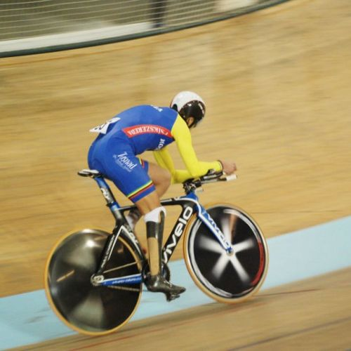 Medalie si record mondial pentru Eduard Novak